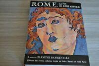 L'univers des formes / Rome la fin de l'art antique  / NRF Gallimard / C70