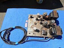 Wurlitzer 1500 1550 amplifier model 516 with tubes