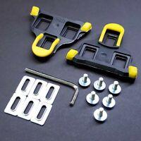 Road Pedal Cleats & Hardware - Shimano SM-SH11 SPD-SL Compatible 6/0 deg wellgo