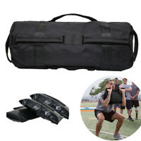 40lb Fitness Weighted Bag Gym Home Sandbag Workout Strength Training Weights