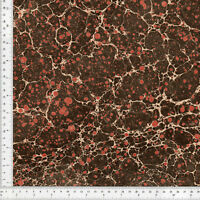 Grade B Hand Marbled Paper 48x67cm 19x26in Bookbinding Restoration Series