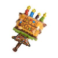 1pcs Helium Air Foil Balloons Happy Birthday Decor Party Balloon XC