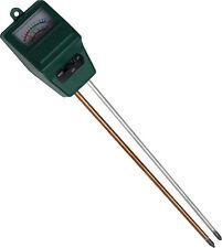 Worm Farm Compost Bin Moisture Content Sensor and Soil pH Balance Level Tester