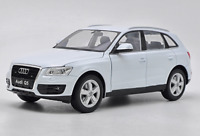 Welly 1:24 Audi Q5 White Diecast Model Car New in Box
