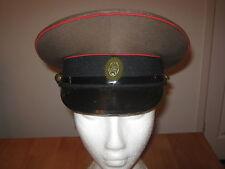 Soviet Military Issue Visor Hat Size 56
