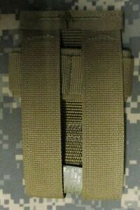 GENUINE US AIRSAVE COYOTE SURVIVAL VEST MOUNTED TARGETING SYSTEM ATTACHMENT HMIT