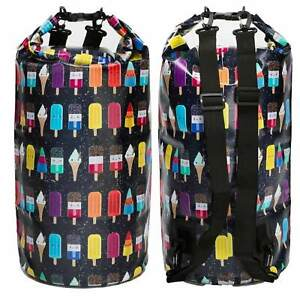 Rucksack Seesack Tasche waterproof Drybag wasserdicht Rollbeutel Trockenbeutel