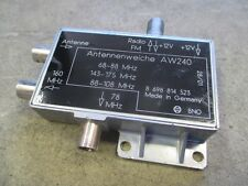 Antennenweiche AW240 Weiche Antenne BOSCH 8698814523