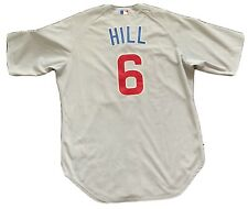 2000 Glenallen Hill Game Worn Used  Chicago Cubs Jersey