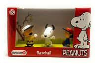 SET 4 Figure PEANUTS Love SAN VALENTINO Snoopy Charlie Brown ORIGINALI Schleich