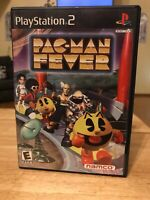 Pac-Man Fever (Sony PlayStation 2, 2002) Complete