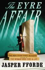 The Eyre Affair: A Thursday Next Novel, Jasper Fforde, 0142001805, Book, Accepta