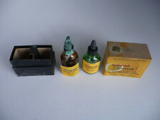 Vintage Kodagraph Photographic Eradicator Kit, Incl Half-Full Vial Of Solution B