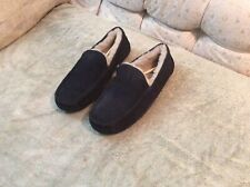 Ugg Ascot Suede Slippers For Man (Black) Size 13