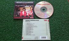 CREEDENCE CLEARWATER REVIVAL **Grandes Exitos** ORIGINAL 1994 CD Spain BEST