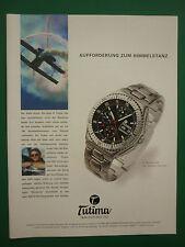 5/2002 PUB MONTRE TUTIMA UHRENFABRIK WATCH SEAN D TUCKER SKYDANCE GERMAN AD