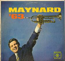 "MAYNARD FERGUSON ""MAYNARD '63"" JAZZ TRUMPET LP ROULETTE !"