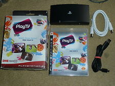 PLAY TV USB DIGI FREEVIEW TUNER RECEIVER RECORDER for SONY PLAYSTATION 3 PS3