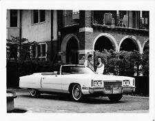 1972 Cadillac Eldorado Convertible Coupe, Factory Photo (Ref. #30621)