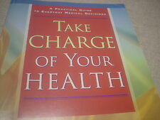 Take Charge of Your Health by Terry Paul