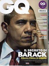 GQ 2010 126.BARACK OBAMA,MIRANDA KERR,SLASH,GIANFRANCO CALLIGARICH,M.CARACENI