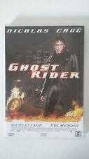 GHOST RIDER - DVD - Nicolas Cage Eva Mendes
