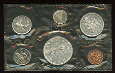 1965 Canada Coin Complete Set - Sale