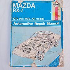 1985 Mazda Rx 7 Wiring Diagram - Diagrams Catalogue