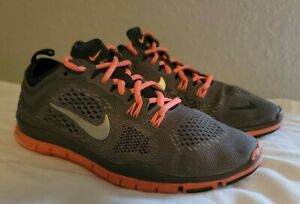 Nike Free 5.0 TR Fit 4 Women's Size 7 Athletic Training Running Shoes 629496-006