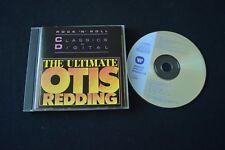 THE ULTIMATE OTIS REDDING RARE JAPANESE PRESSED CD!