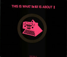 The KLF – This Is What The KLF Is About II 3xCD Box Set With Stickers
