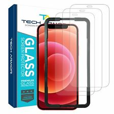 """Tech Armor Ballistic Glass Screen Protector for iPhone 12 mini (5.4"""") 3-PACK"""