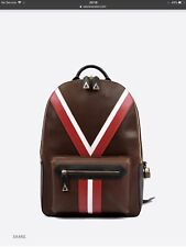 Valore Y London Leather Backpack RRP £690