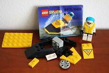 Lego Town Res-Q Set 6415-1 Res-Q Jet-Ski 100% cmpl. FREE SHIPPING