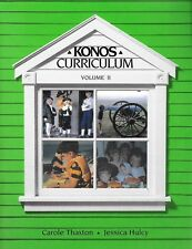Konos Volume 2 character building Unit Study with Lesson Plans