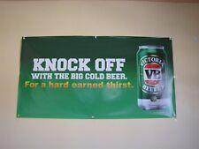 Victoria Bitter VB Beer PVC Vinyl Banner Flag Poster Sign 1000x1800mm