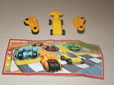 KINDER SURPRISE - Sprinty / EN140