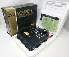 OLD SCHOOL JVC PULL OUT CASSETTE DECK CAR RADIO STEREO AM/FM KS-RG9 NOS NEW RARE