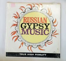 Russian Gypsy Music Lp The palace Gypsy Orcherstra Excellent Condition record