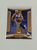 2006-07 Upper Deck Hardcourt Sacramento Kigs Basketball Card #84 Mike Bibby /199