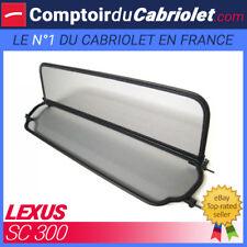 Filet anti-remous saute-vent, windschott Lexus SC300 cabriolet - TUV