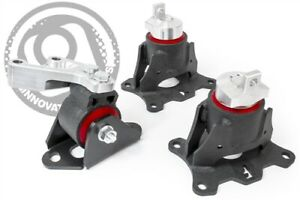 Innovative 03-07 ACCORD V6 / 04-08 TL REPLACEMENT MOUNT KIT FOR A/T & M/T 75A