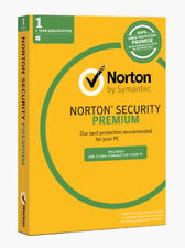 Norton Security Premium - 1 PC - Windows - Australian Genuine Product Key