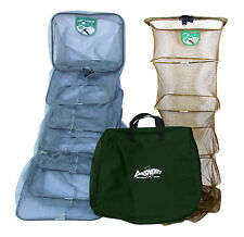 DINSMORES Duo Syndicate carpe XT 2 pêche BOURRICHES paquet avec à tirette sac