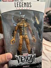 Hasbro Marvel Legends Series Venom Phage Action Figure Loose No BAF