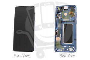 Genuine Samsung Galaxy S9+ SM-G965 Coral Blue LCD Screen & Digitizer - GH97-2169