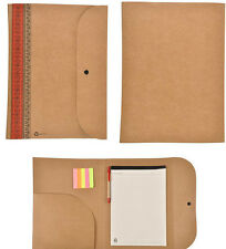 ECO FRIENDLY EXECUTIVE FOLDER / PERSONAL ORGANIZER / CONFERENCE FOLDER
