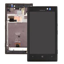 Pantalla NOKIA LUMIA 925 NEGRA (LCD+MARCO+TÁCTIL) 100% ORIGINAL. OFERTA!!!!!