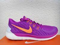 NIKE WMNS FREE 5.0 Damen Laufschuhe Sneaker, Gr.37,5 / US 6,5 NEU