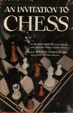 An Invitation to Chess:A Picture Guide to the Royal Game by Irving Chernev - HC
